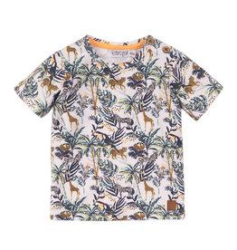 Dirkje Dirkje t-shirt Safari