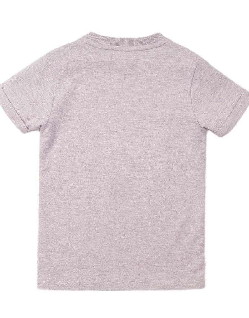DJ Dutch Jeans T-shirt grey melee