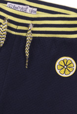 Dirkje Babybroekje navy/yellow