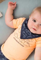 Dirkje Babysetje driedelig dino