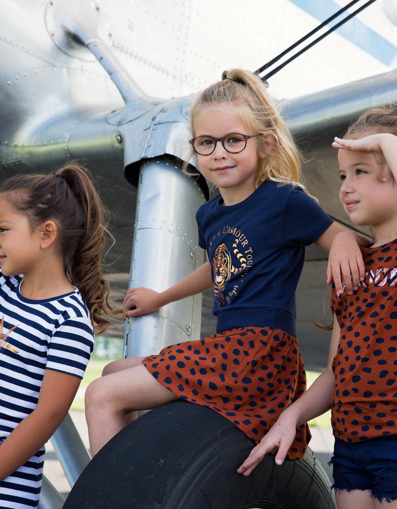 DJ Dutch Jeans Meisjes short navy