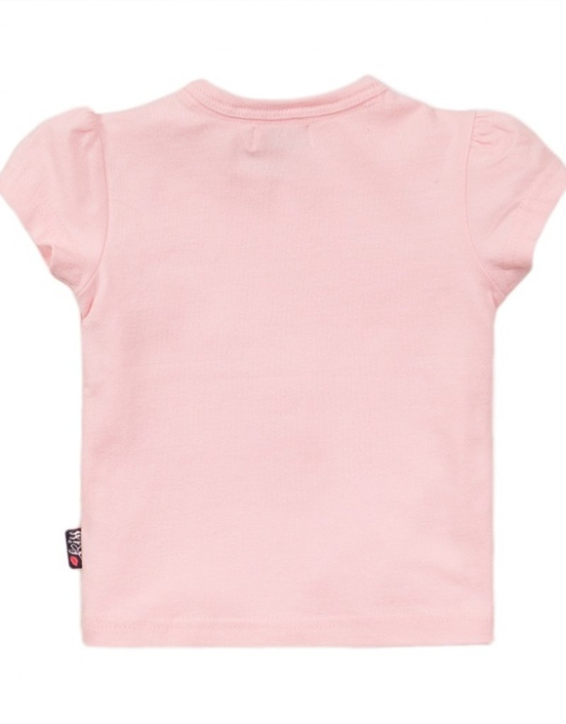 Dirkje T-shirt kiss pink