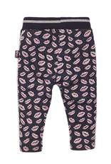 Dirkje joggingbroek navy + light pink