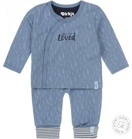 Dirkje Babysuit blue