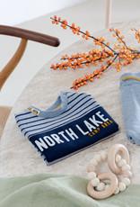 Dirkje Sweater jeans blue en navy