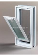 Lüftungsfenster 189x384x80mm