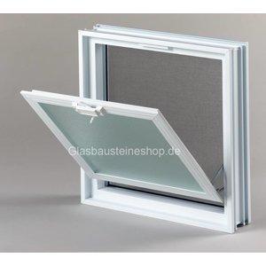 Lüftungsfenster 384x384x80mm