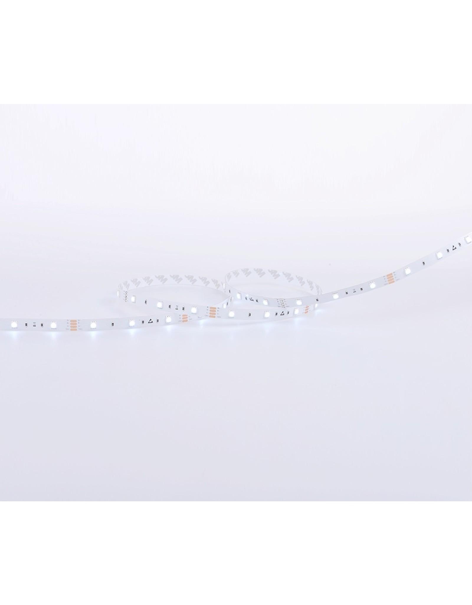 LedLed Varo Led strip RGB 24V 7,2W/m 10mm (5 meter)