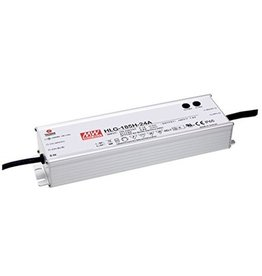 LedLed Led Voeding Meanwell DC12 of 24V 185W
