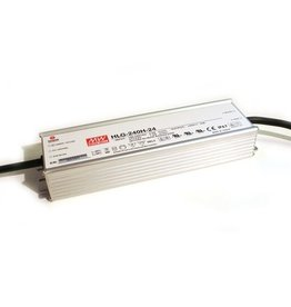 LedLed Led Voeding Meanwell DC12 of 24V 240W