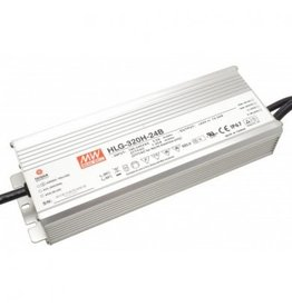 LedLed Led Voeding Meanwell DC12 of 24V 320W