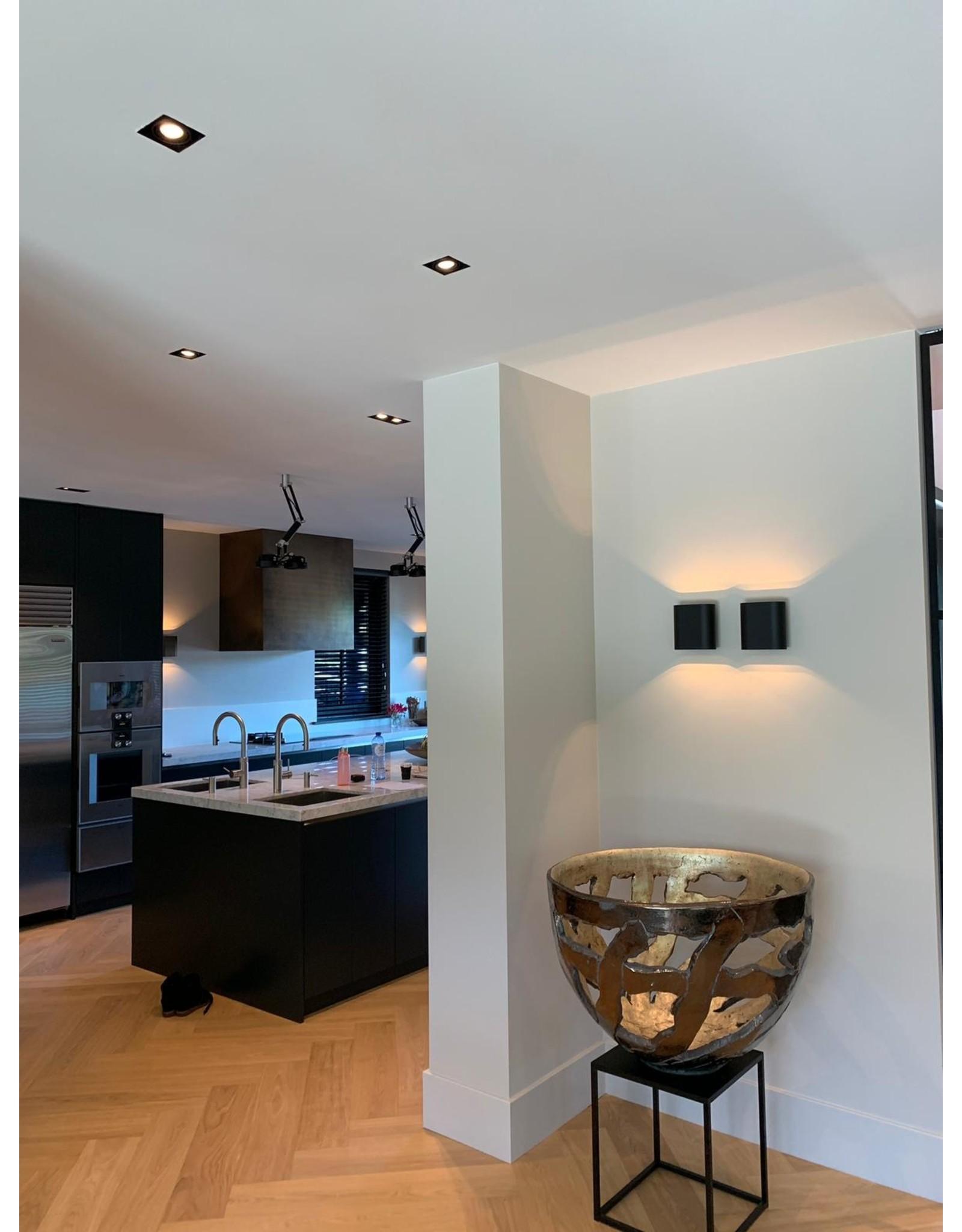 LedLed Twinny Trimless LED Spot Zwart