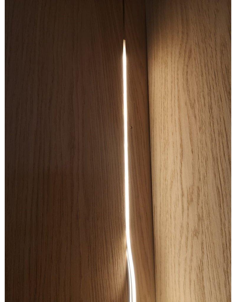 LedLed eon flex LED strip 2700k 24V 8W/m 4mm breed (5 meter)