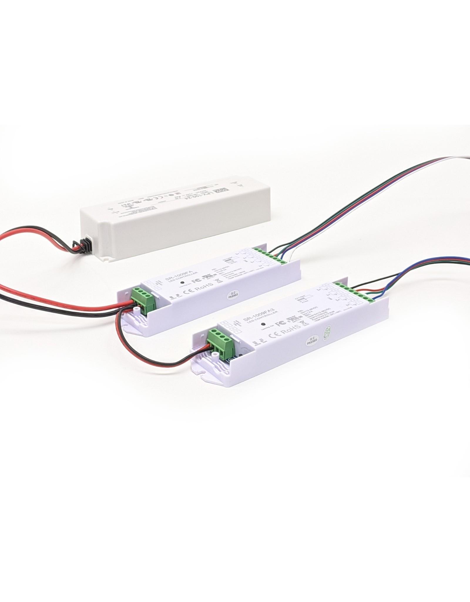 LedLed RGB(W) controller