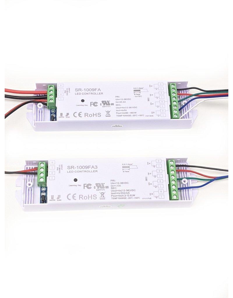 LedLed Varo Led strip RGB  24V 19W/m 10mm (5 meter)