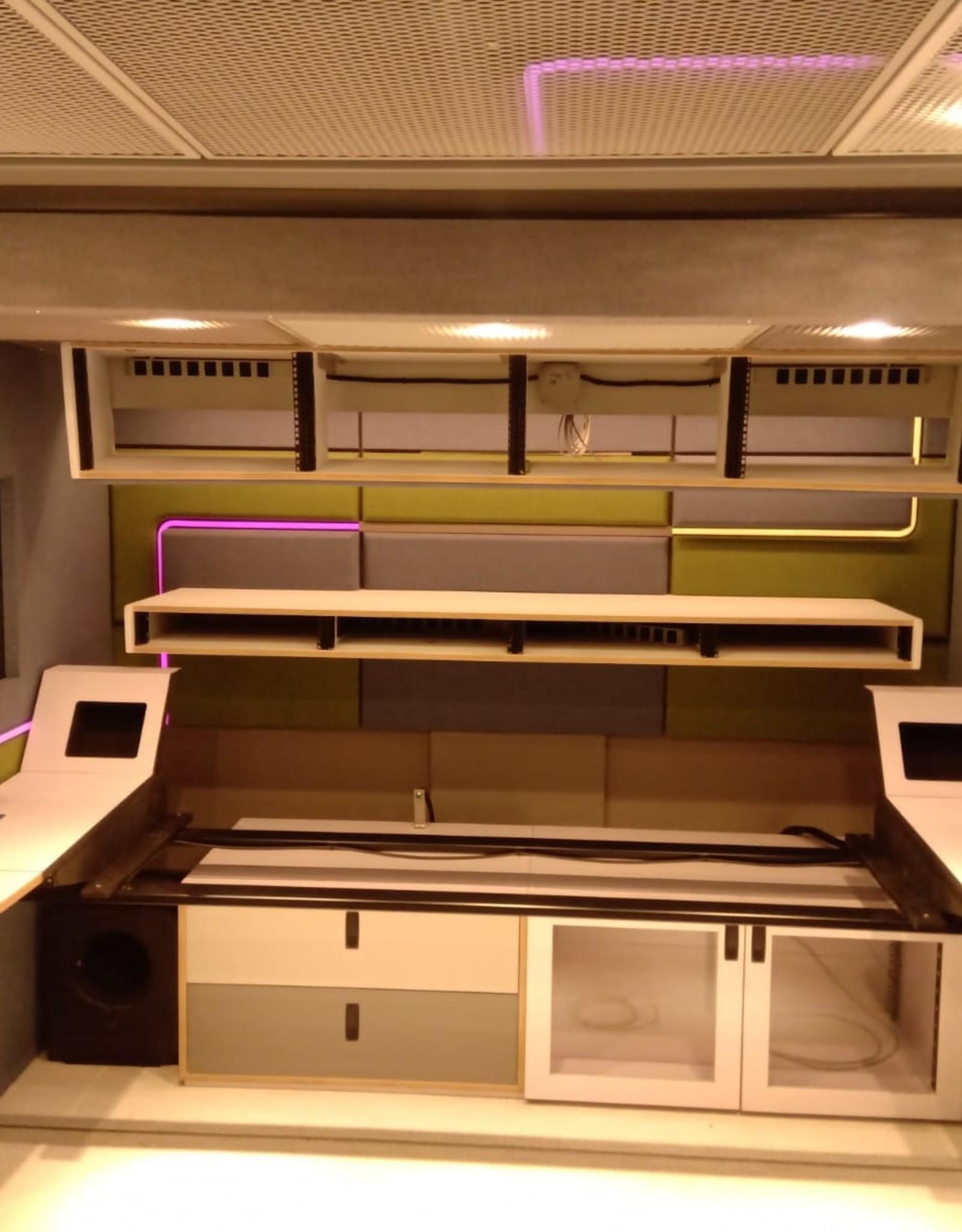 LedLed Neon flex LED strip | 5m | RGB | 24V | 12W/m | 12x17mm | IP68