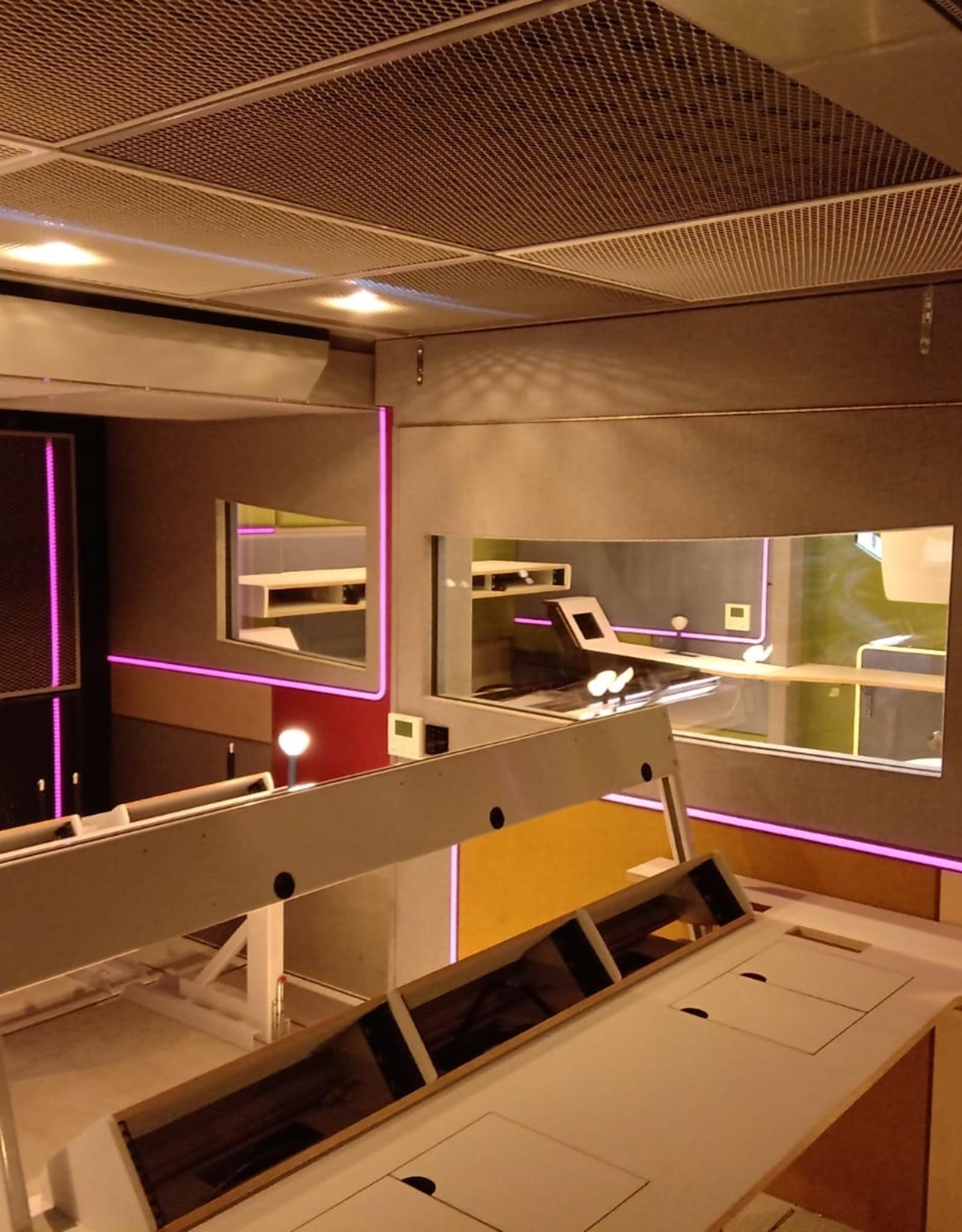 LedLed Neon flex led strip | 5m | RGB | 24V | 12W/m | 12x24mm | IP68