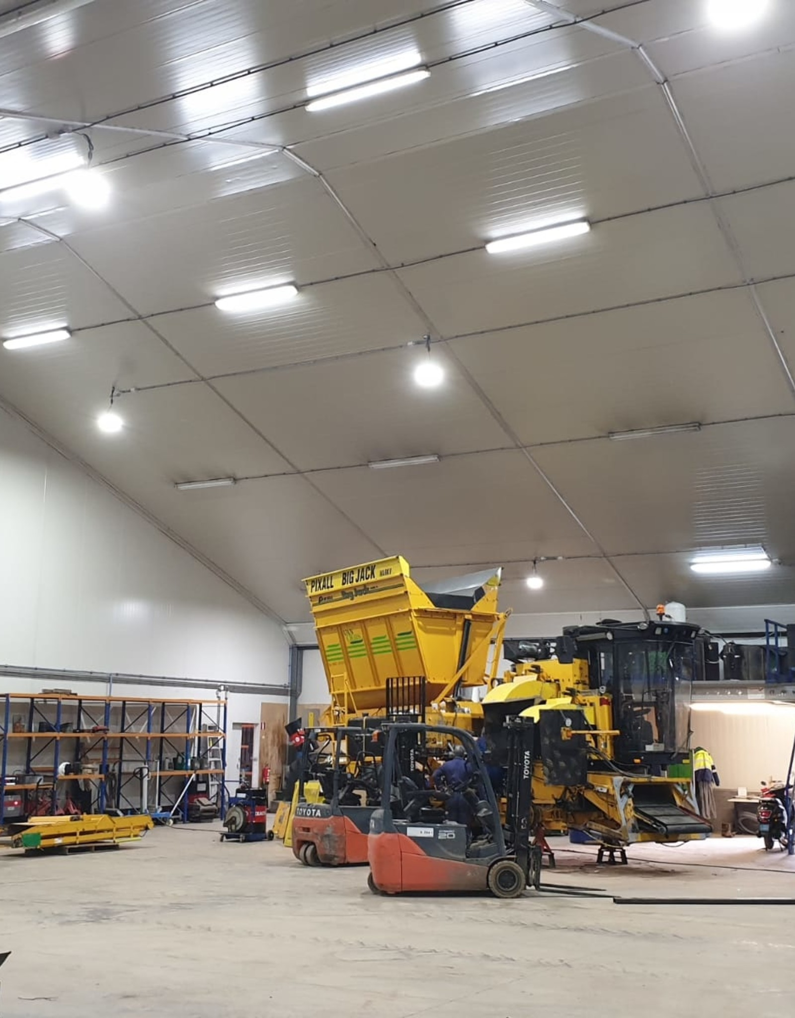 LedLed LED Highbay Bolo 250W 5700k