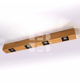 Trimless LED Light Pendel - Wooden Design
