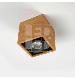 Trimless LED Light Enkel - Wooden Design