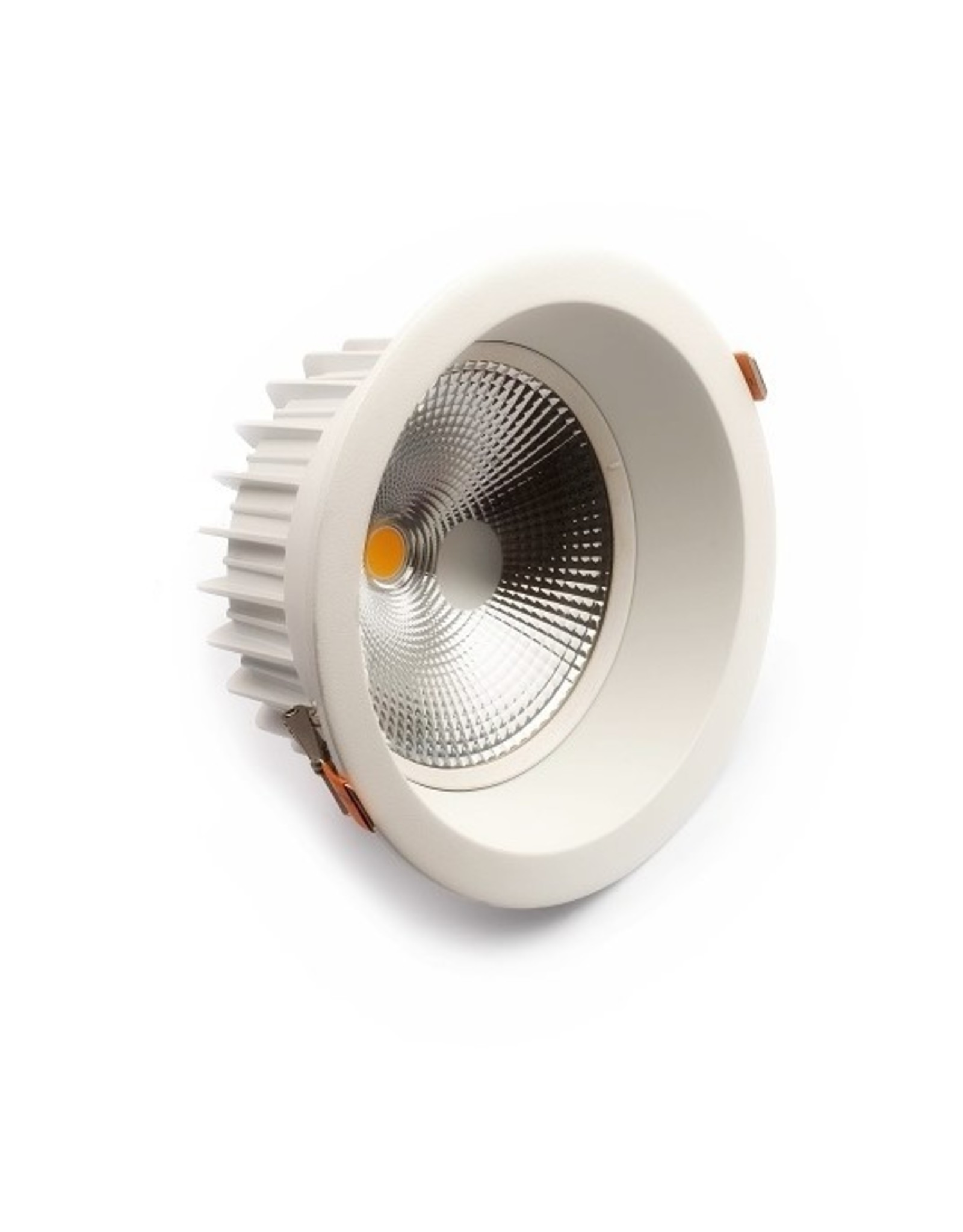 LedLed Glare Dowlight 4000k 230mm 8-35W gatmaat 195mm