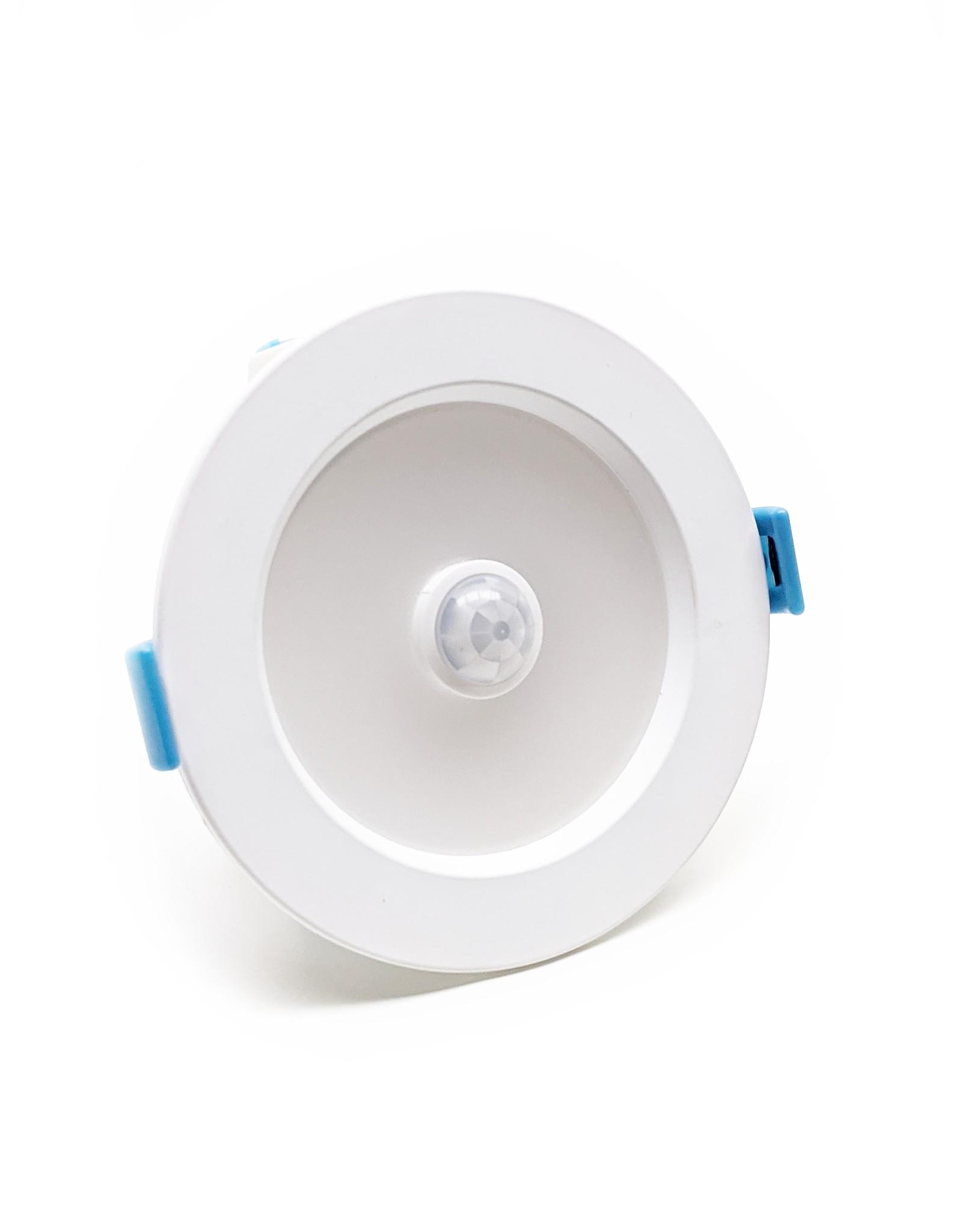 LedLed LED Tolly PIR sensor lichtkleur instelbaar 9W