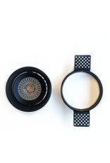 LedLed Linny Trimless LED Spot Zwart