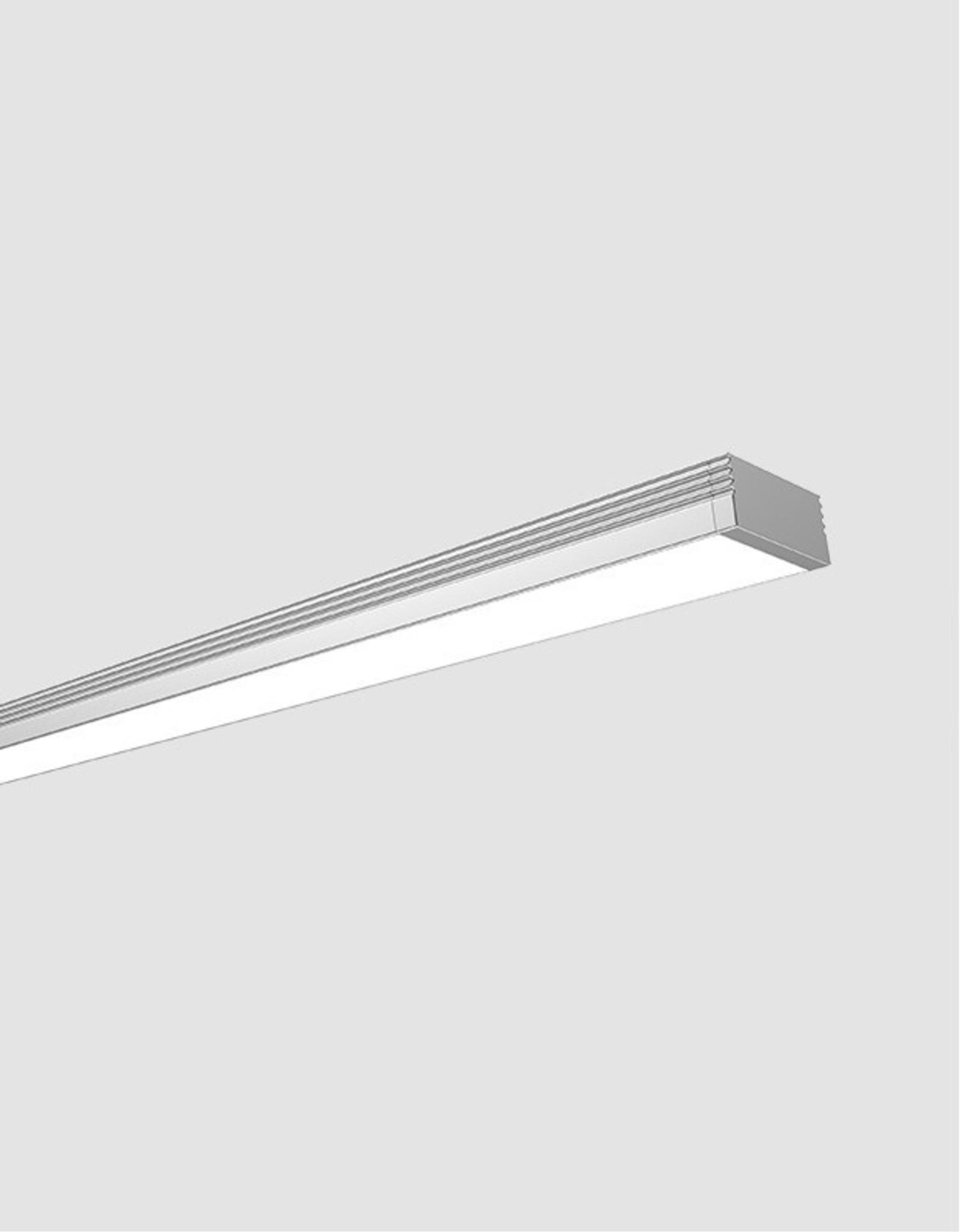 LedLed Aluminium opbouw profiel 6mm - NOR