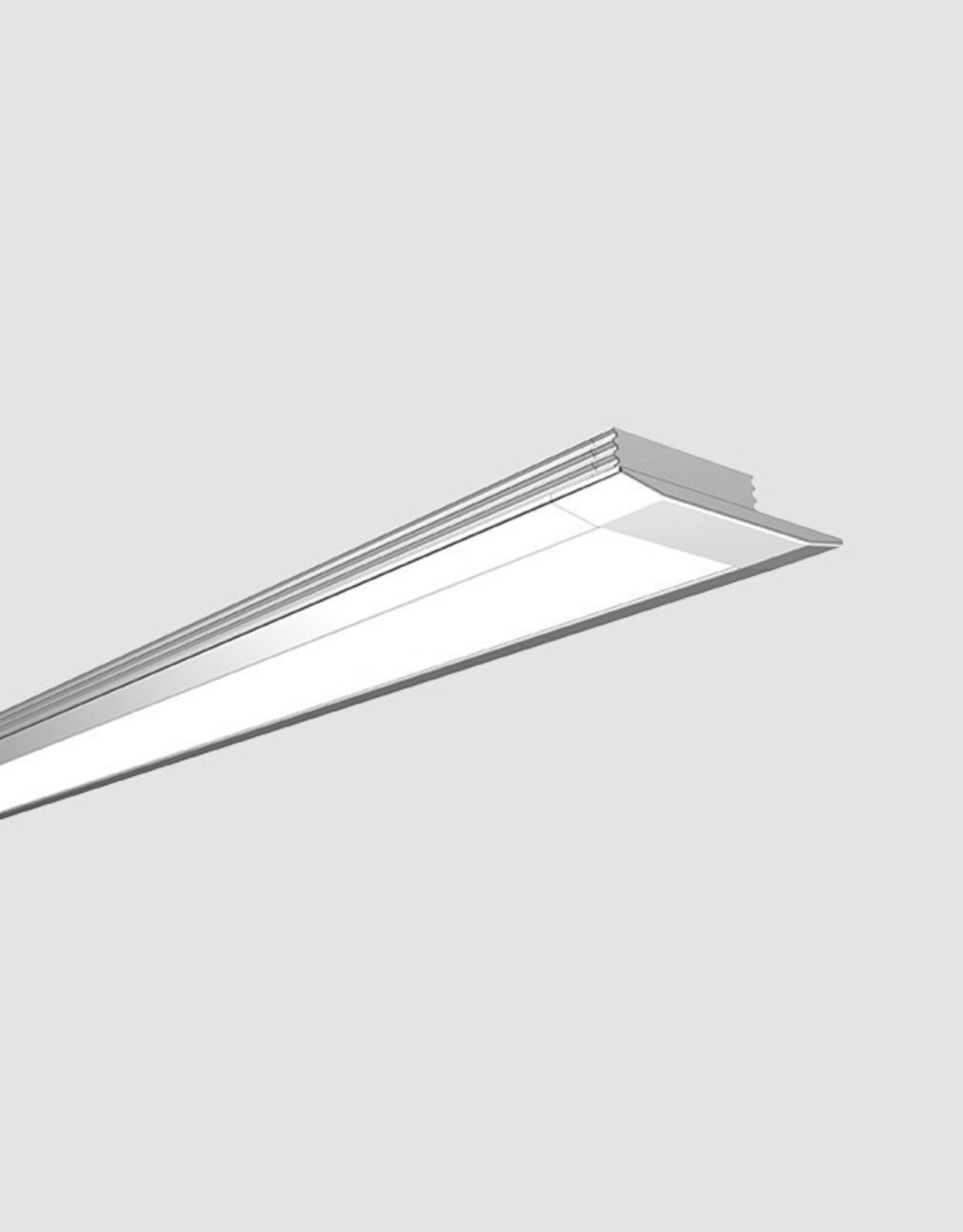 LedLed Aluminium inbouw profiel 6mm - NOR