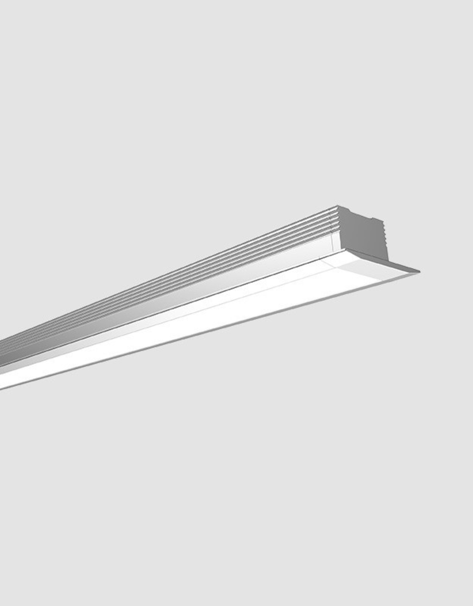 LedLed Aluminium inbouw profiel 13mm - NOR