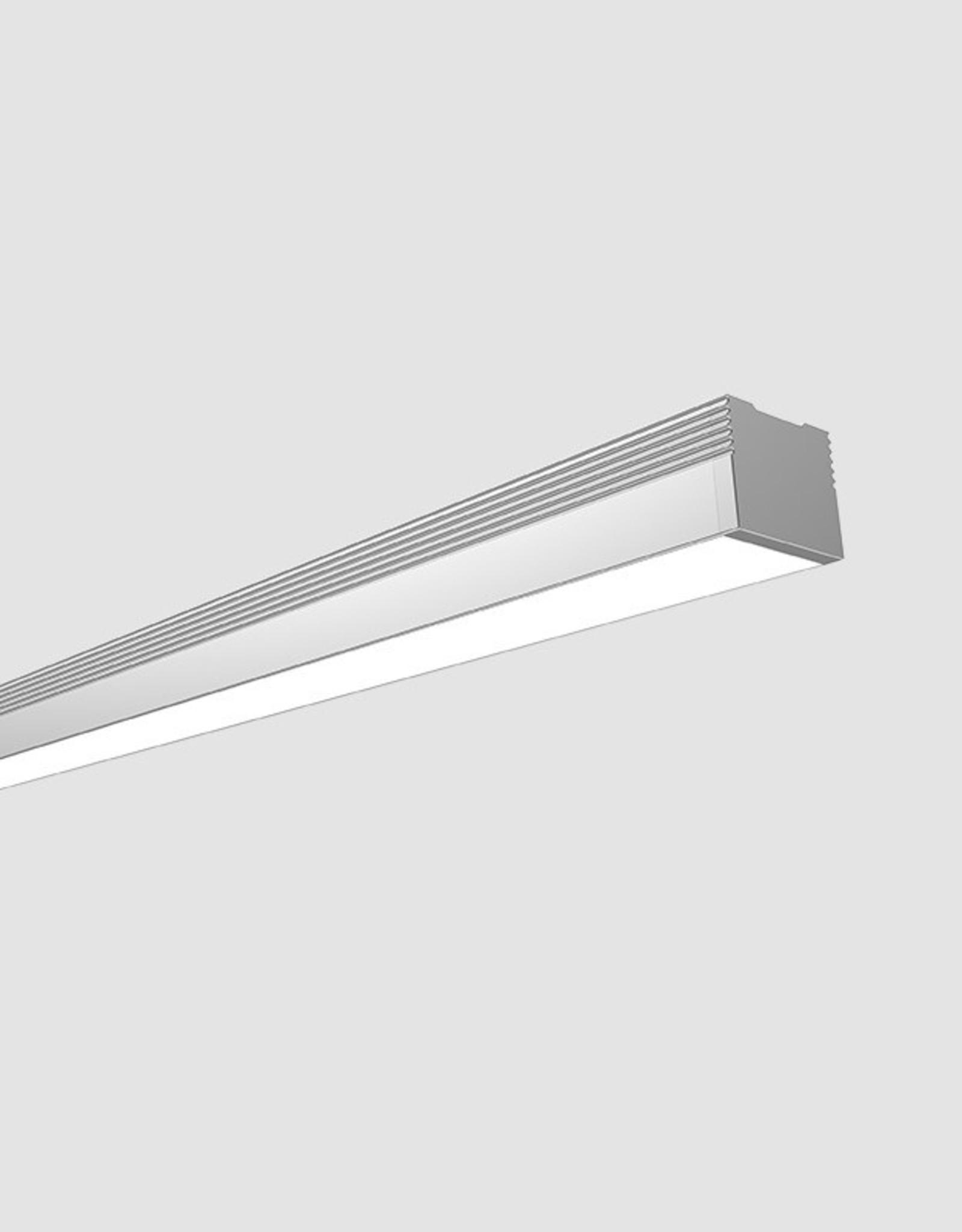 LedLed Aluminium opbouw profiel 13mm - NOR