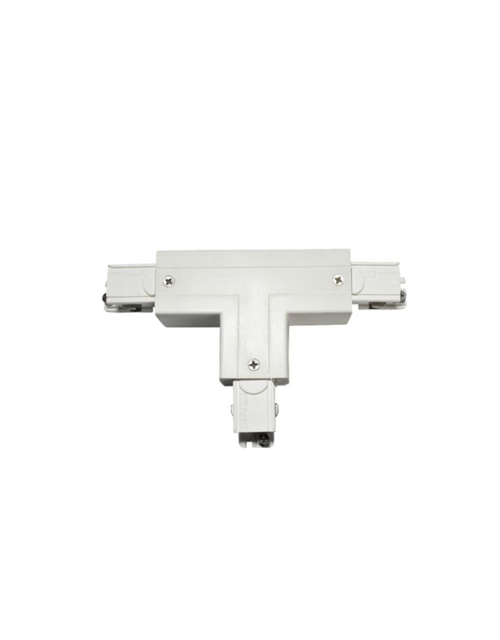 LED Tracklight verstelbaar t-stuk links