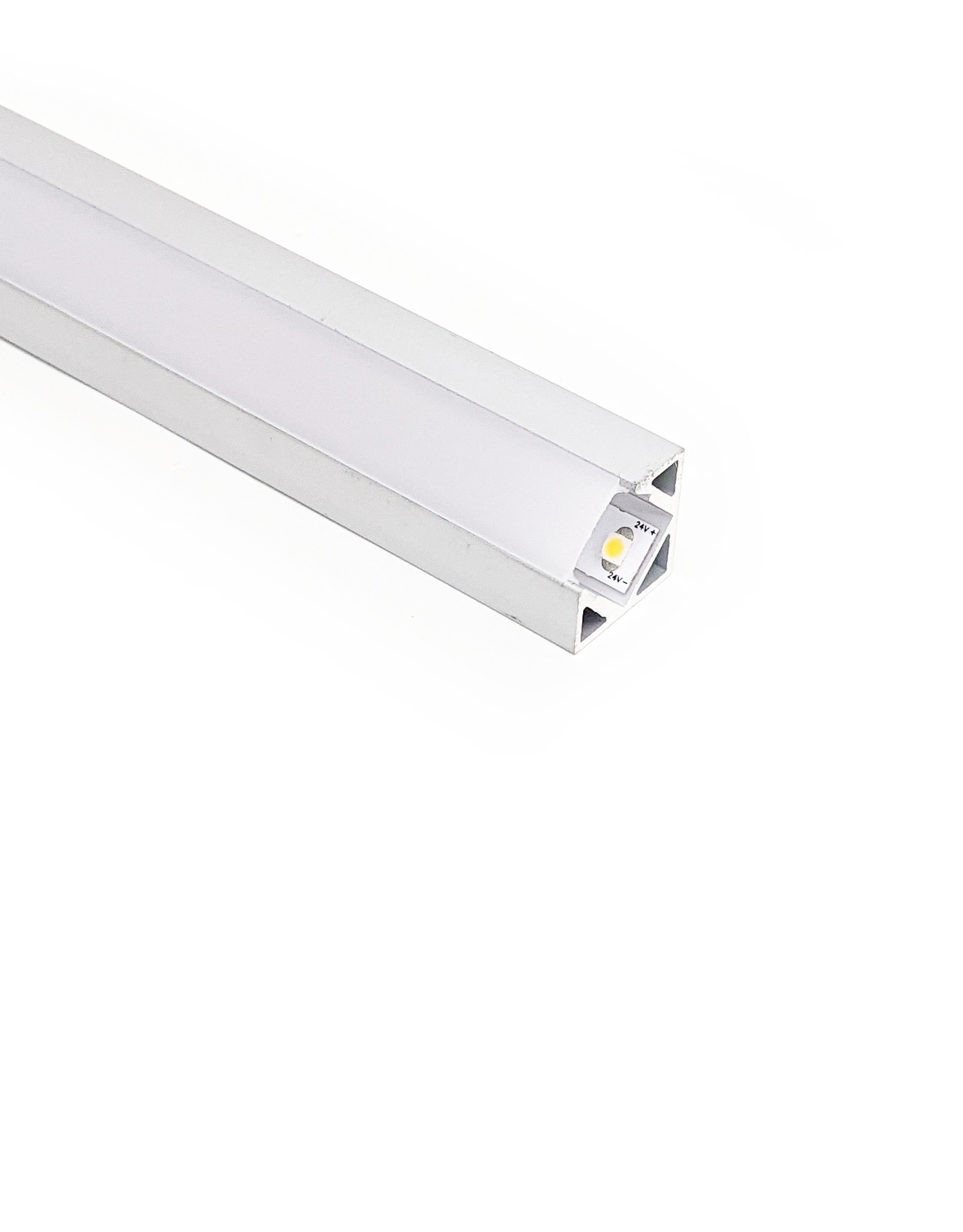 LedLed Aluminium hoekprofiel PRO 18mm