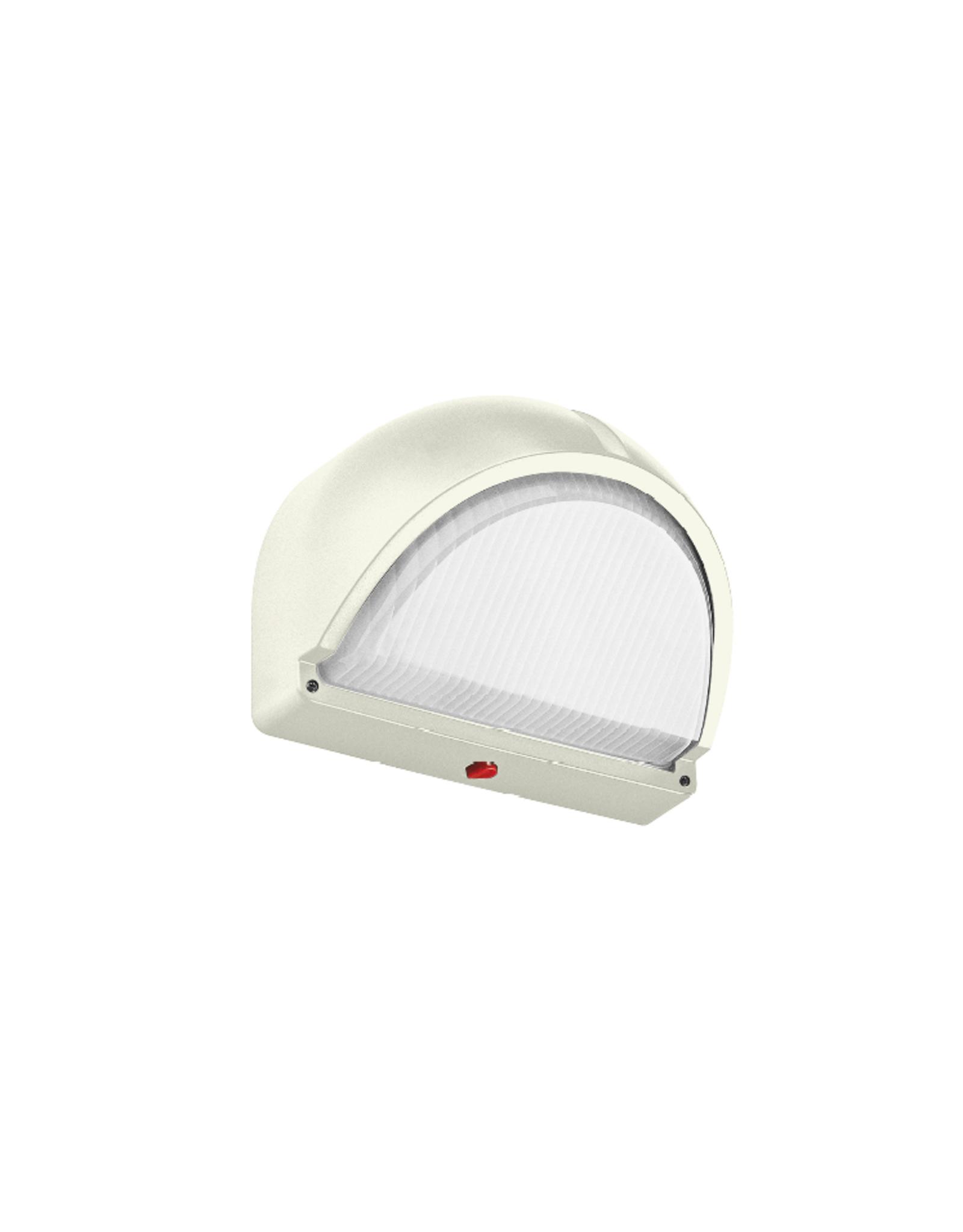 LED buitenlamp polo schemersensor IP65 3000k