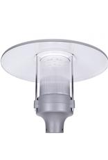 Promled lantaarn lamp 40W zwart/grijs 4000k IP67