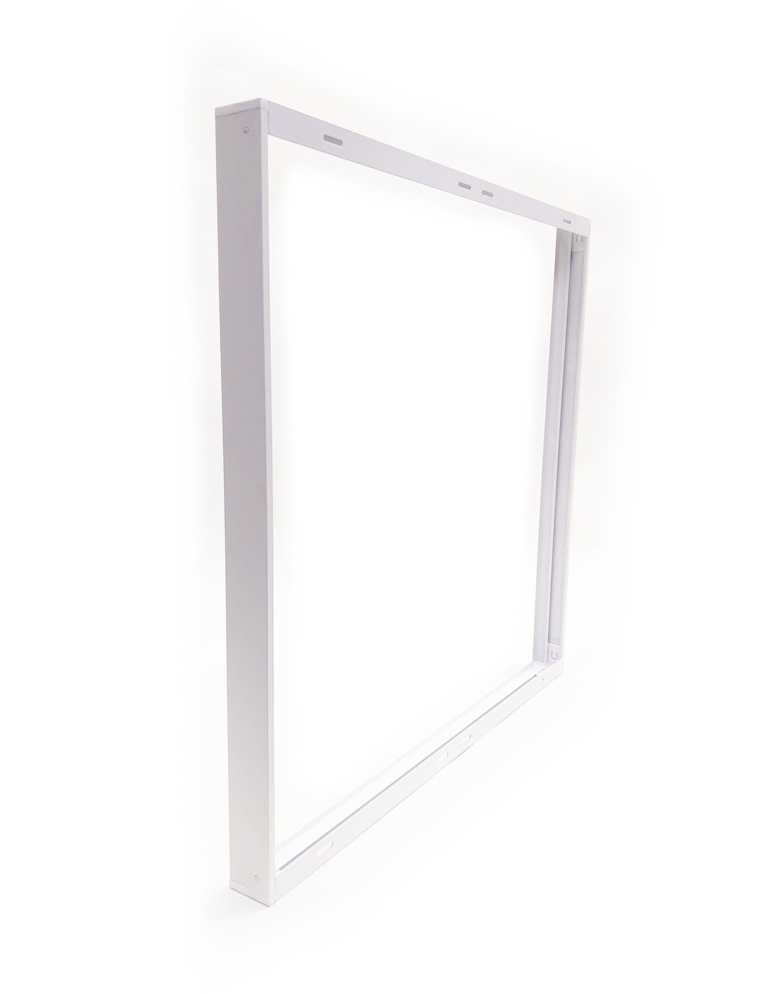 LedLed LED Panel Luxor opbouw frame montagekit 60x60