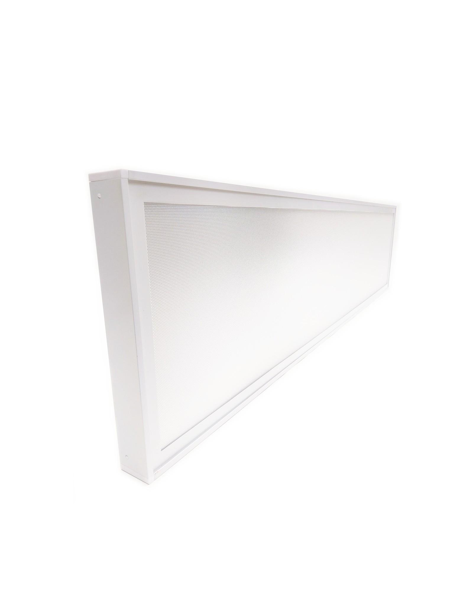 LedLed LED Panel Luxor opbouw frame montagekit 120x30