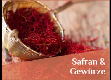 Safran & Gewürze