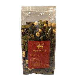 Safran and Family Superfood Snack 250g