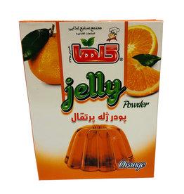 Golha Gelierpulver Orangen 100g