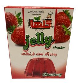 Golha Gelierpulver Erdbeer 100g
