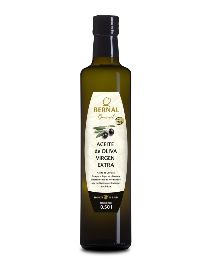 Bernal Spanisches Olivenöl Bernal kaltgepresst 500ml
