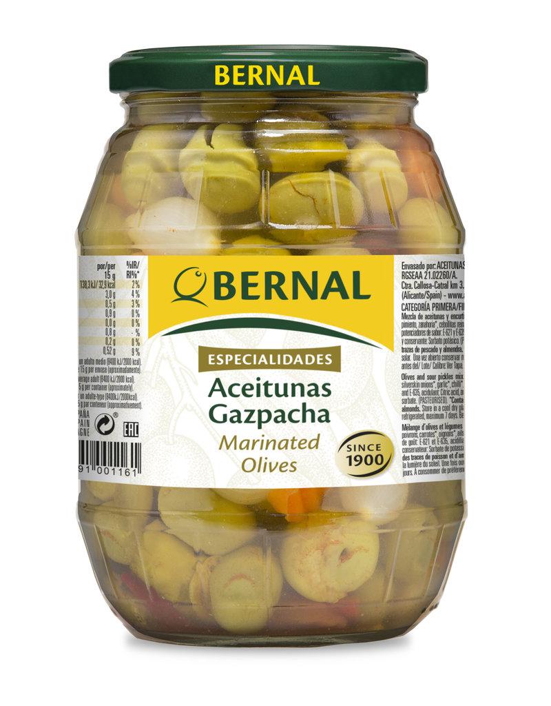 Bernal Gazapacha Olivenmischung Bernal 1015g