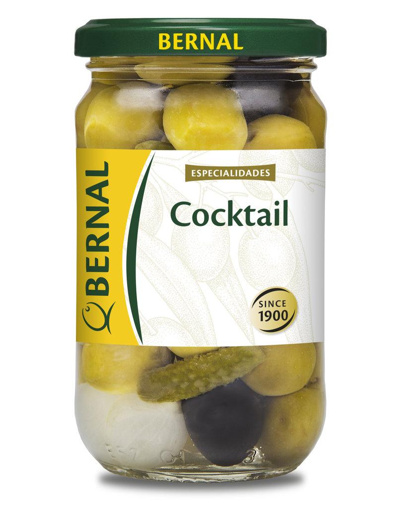 Bernal Cocktail Olivenmischung Bernal 200g