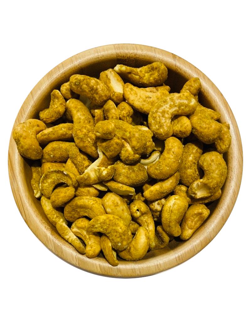 Safran and Family Geröstete Cashewkerne mit Curry Geschmack  250g