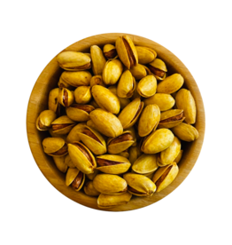 Safran and Family Persische Pistazien mit Safran & Salz geröstet 150g