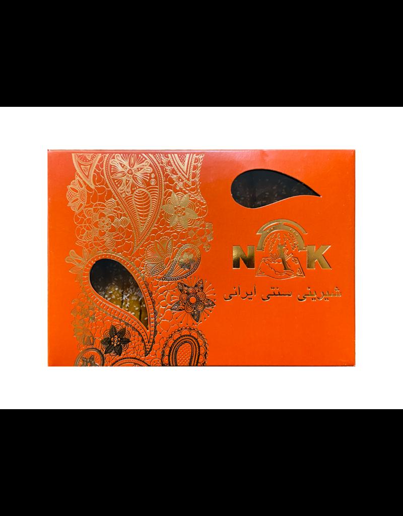 NIK Iranisches Gebäck Zaban 500g