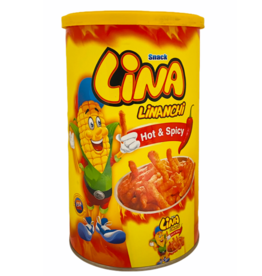 Lina Lina Hot & Spicy Snack 170g