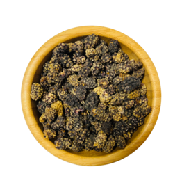 Safran and Family Dried Black Mulberries 200g