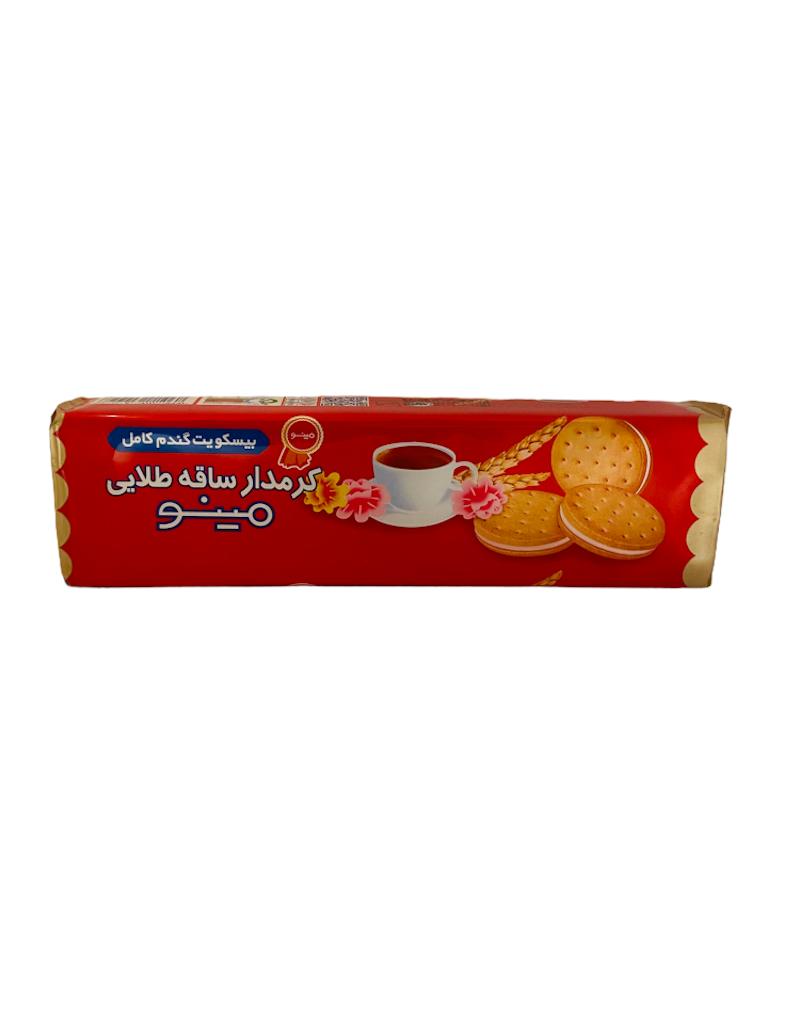 Minu Saghe Talaie  Vanille Creme Kekse 192g